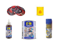 CUTTING, CUTTING FLUIDS, PASTES, LUBRICANTS & ABRASIVES
