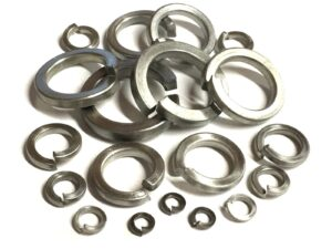 SPRING WASHERS SQUARE SECTION DIN7980